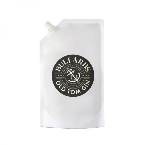 Bullards Old Tom Gin Refill Pouch