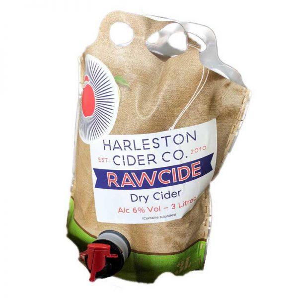Harleston Cider Rawcide