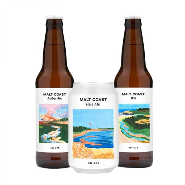 Malt Coast Mixed Case