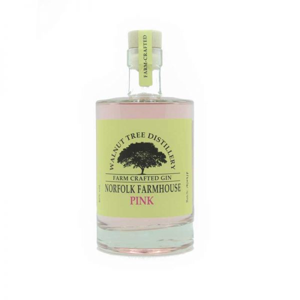 Walnut Tree Distillery Norfolk Farmhouse Pink