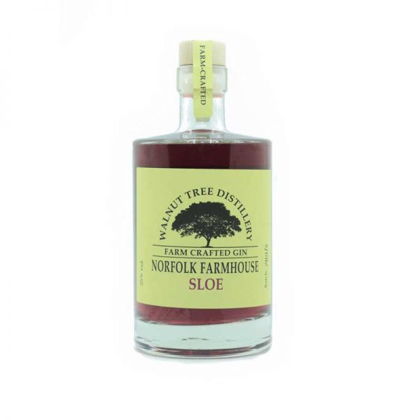 Walnut Tree Distillery Norfolk Farmhouse Sloe
