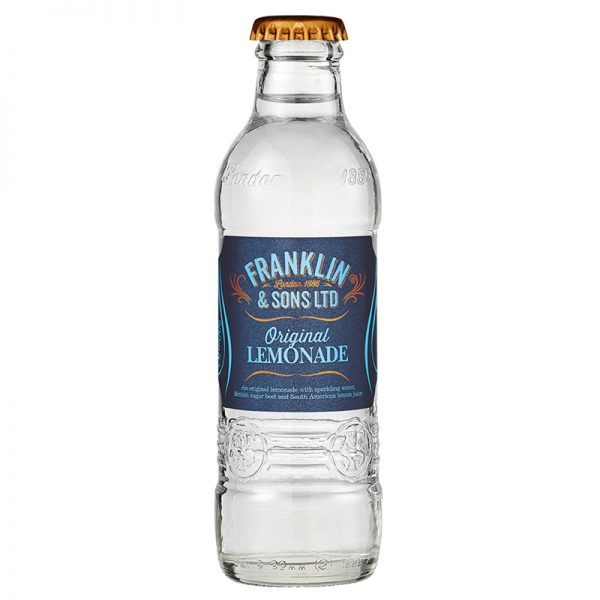 Franklin & Sons Natural Original Lemonade