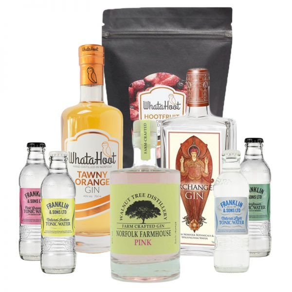 The Ultimate Norfolk Gin Box
