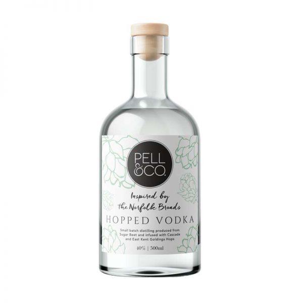 Pell & Co. Hopped Vodka