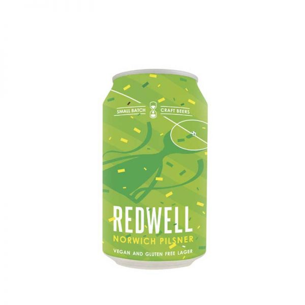 Redwell Norwich Pils