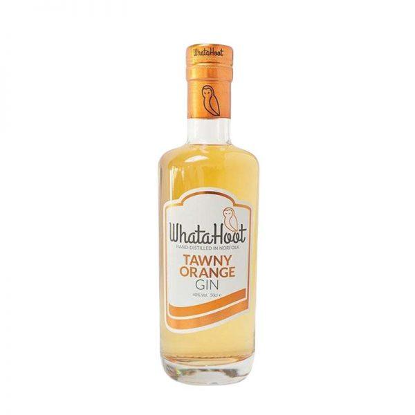 WhataHoot Tawny Orange Gin