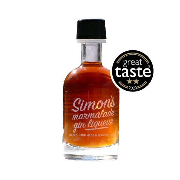 Simon's Table Marmalade Gin