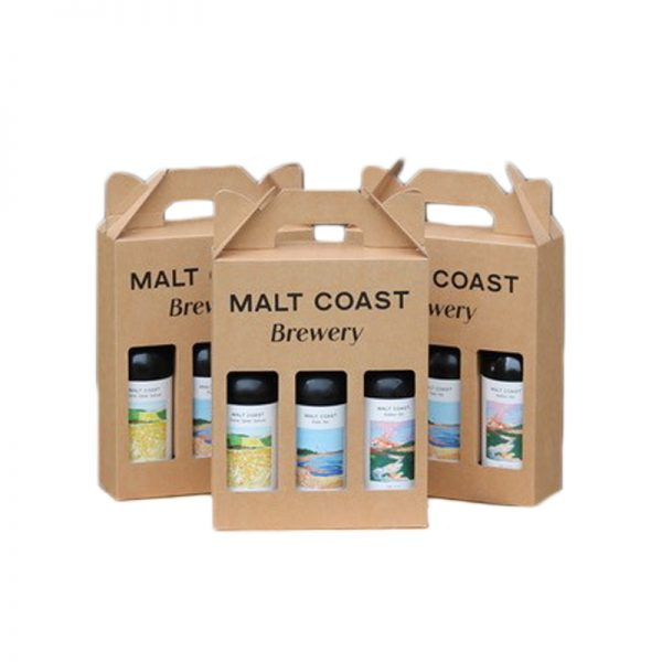 Malt Coast 3 Bottle Gift Pack