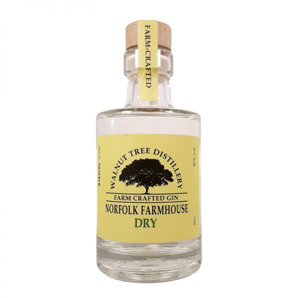 Walnut Tree Distillery Norfolk Farmhouse Dry