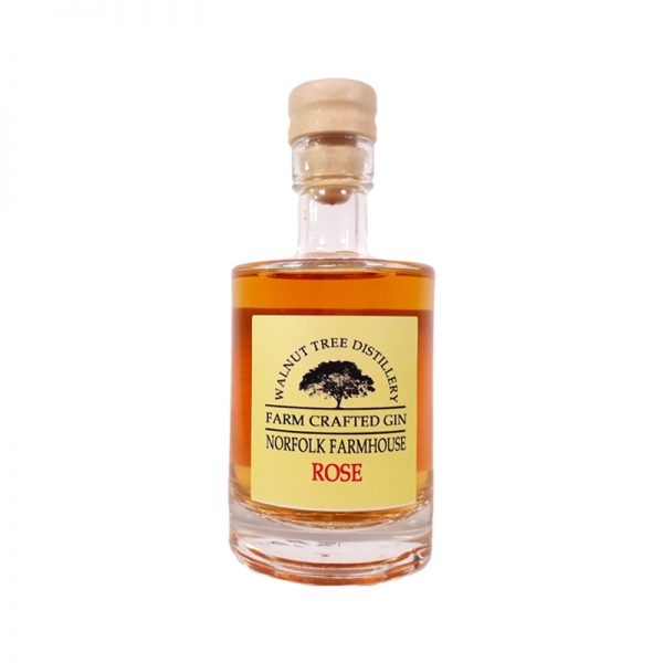 Walnut Tree Distillery Norfolk Farmhouse Rose