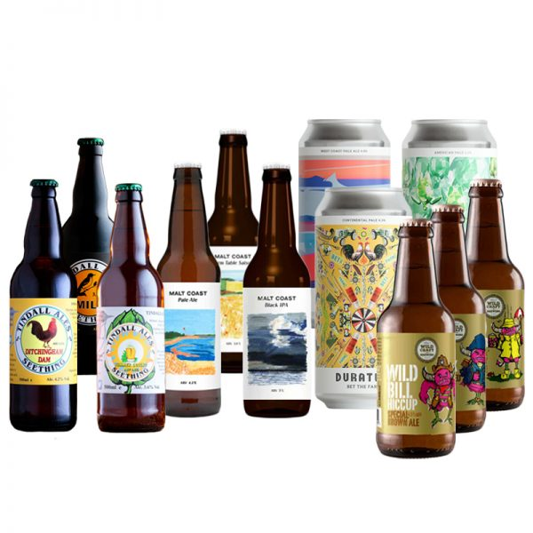 Norfolk's Best Beer Box