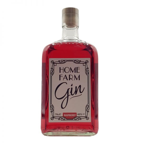 Home Farm Gin Raspberry