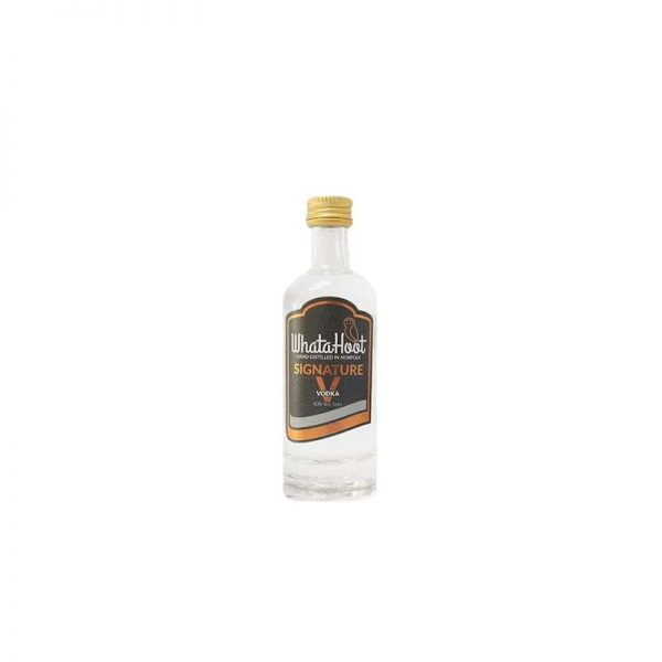 WhataHoot Signature Vodka