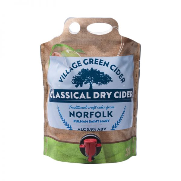 Village Green Cider Classical Dry