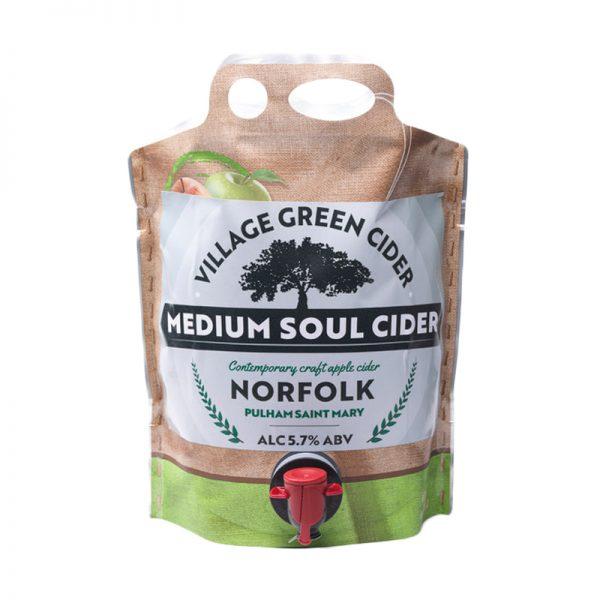 Village Green Cider Medium Soul